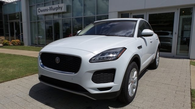 Certified Pre Owned 2018 Jaguar E PACE S