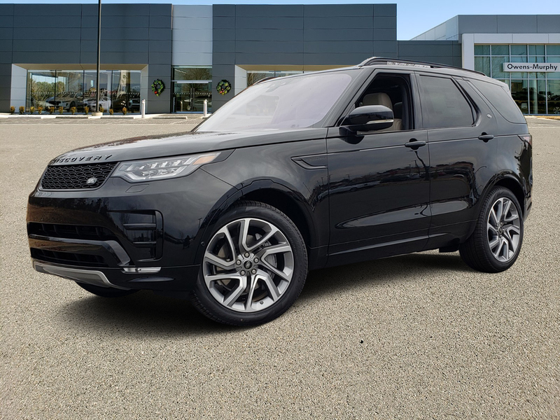 New 2020 Land Rover Discovery Landmark Edition 4WD