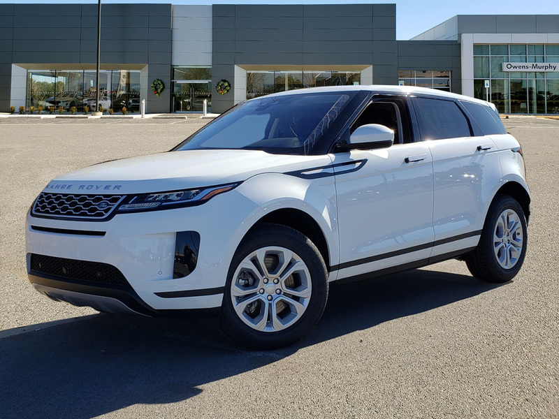 New 2020 Land Rover Range Rover Evoque S AWD