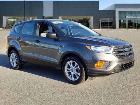 Pre-Owned 2018 Ford Escape S FWD 4D Sport Utility