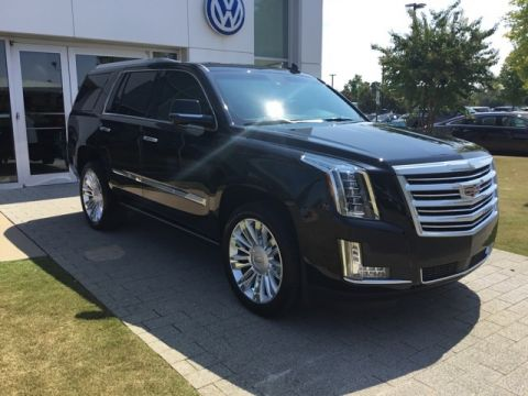 Pre-Owned 2017 Cadillac Escalade Platinum Edition 4WD