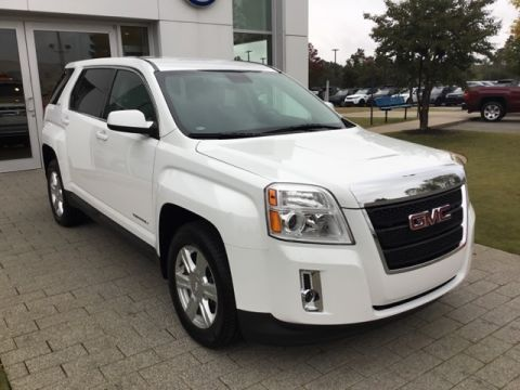 Pre-Owned 2015 GMC Terrain SLE-1 FWD 4D Sport Utility