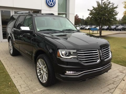 Pre-Owned 2015 Lincoln Navigator Base 4WD
