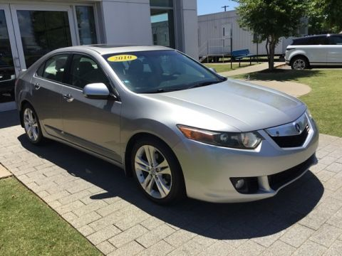 Pre-Owned 2010 Acura TSX 3.5 FWD 4D Sedan