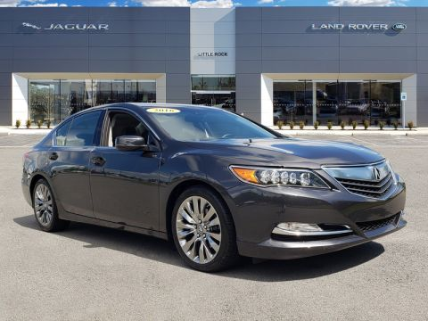 Pre-Owned 2016 Acura RLX Base With Navigation