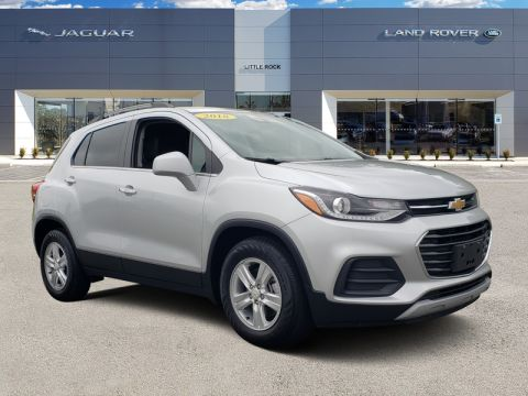 Pre-Owned 2018 Chevrolet Trax LT FWD 4D Sport Utility