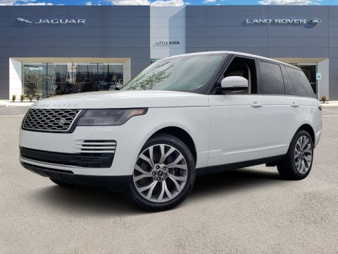 New 2020 Land Rover Range Rover HSE With Navigation & 4WD