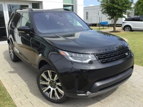 2019 Land Rover Discovery HSE Luxury
