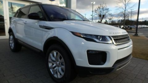 New Land Rover Range Rover Evoque In Little Rock Land Rover Little