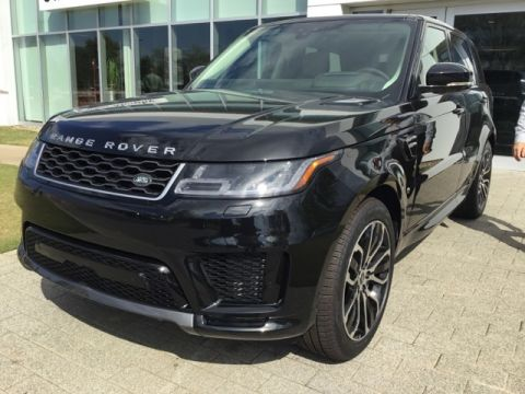 New 2020 Land Rover Range Rover Sport HSE Dynamic With Navigation & 4WD