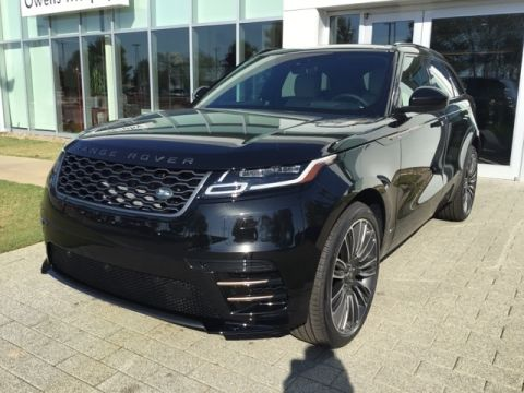 New 2020 Land Rover Range Rover Velar P250 Base 4WD