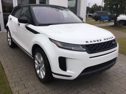New 2020 Land Rover Range Rover Evoque SE AWD